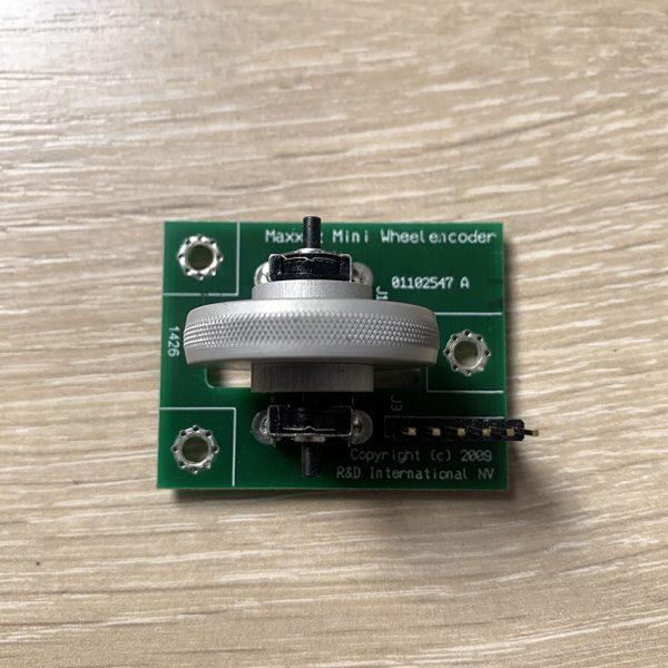 PCBA M1 ts Controller WheelEnc