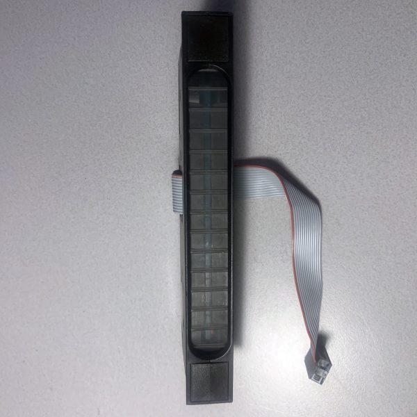 Digital encoder belt blue LED