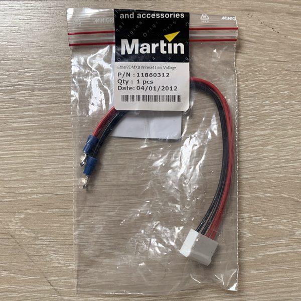 Ether2DMX8 Wireset Low Voltage