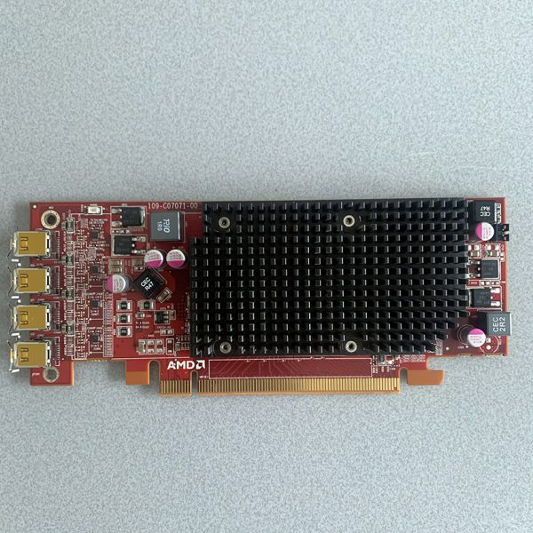 M6 controller graphics card