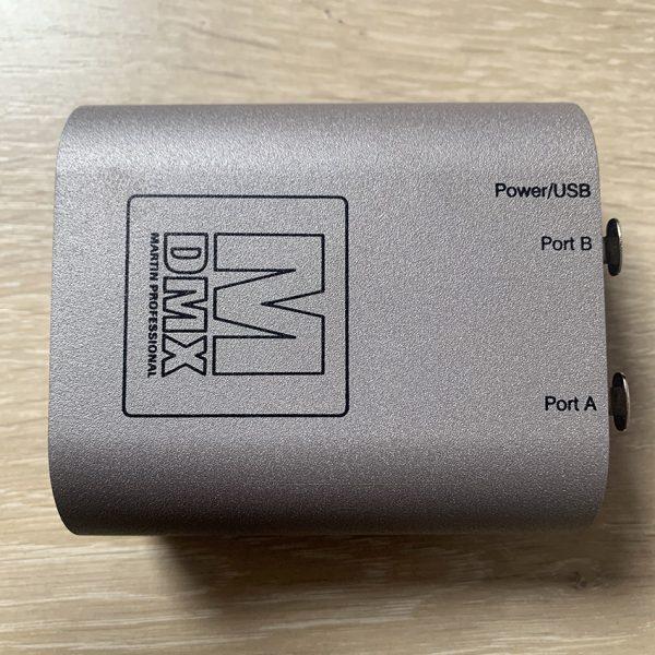 M-DMX interface